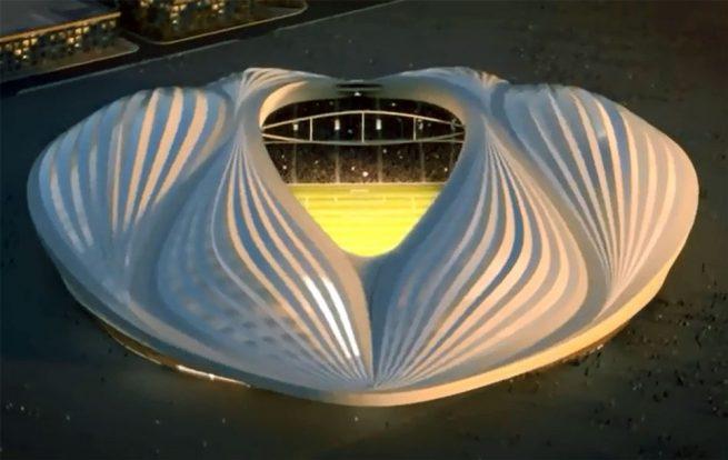 Segundo Estádio Copa 2022